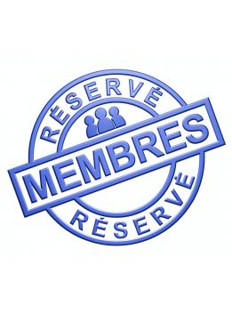 Adhésion mensuelle Cabinet Partenaire Affilié RB®